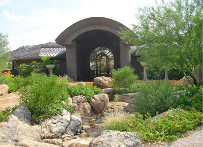 Carefree, Cave Creek, Phoenix, Rio Verde, Scottsdale Single Family Home For Sale: 21850 N 90th Street