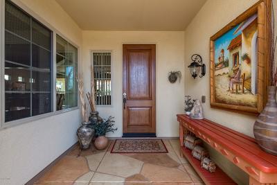 Sun City West Single Family Home For Sale: 22619 N San Ramon Drive