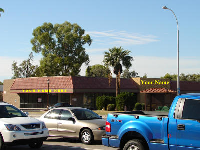 Tempe Commercial Lease For Lease: 5064 S Price Road
