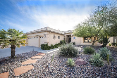Sun Lakes Single Family Home For Sale: 9019 E Diamond Drive