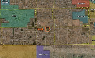 Queen Creek Residential Lots & Land For Sale: E Riggs Road