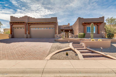 Goodyear Single Family Home For Sale: 18457 W Santa Irene Drive