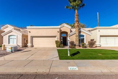 Phoenix AZ Single Family Home For Sale: $499,000