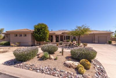 Rio Verde Single Family Home For Sale: 26915 N Agua Verde Drive