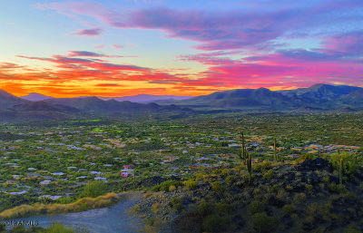 Cave Creek Residential Lots & Land For Sale