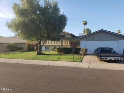 Glendale Single Family Home For Sale: 5024 W Belmont Avenue