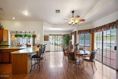 Wickenburg Single Family Home For Sale: 32862 Homestead Drive