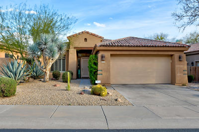 Scottsdale Single Family Home For Sale: 8183 E Mountain Spring Road