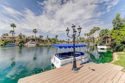 Scottsdale Single Family Home For Sale: 9951 E Island Circle