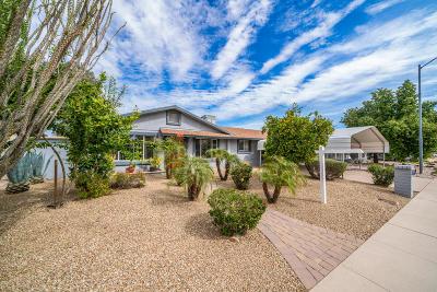 Phoenix Single Family Home For Sale: 2236 W Charter Oak Road