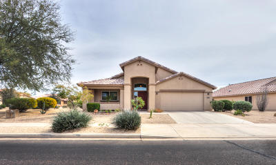 Casa Grande Single Family Home For Sale: 2445 E Firerock Drive
