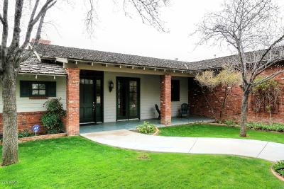Phoenix Single Family Home For Sale: 1441 E Missouri Avenue