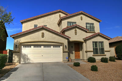 Goodyear Single Family Home For Sale: 4210 N 154th Drive