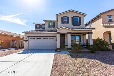 Queen Creek Rental For Rent: 1597 W Desert Spring Way
