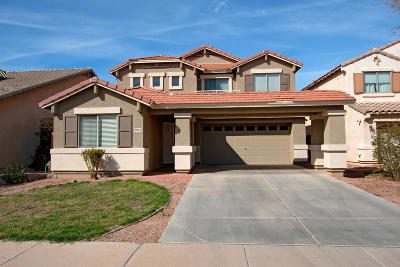 Maricopa Single Family Home For Sale: 41962 W Colby Drive