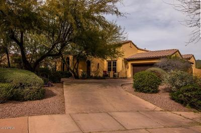 Single Family Home UCB (Under Contract-Backups): 17819 N 93rd Place