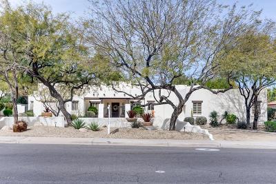Phoenix Single Family Home For Sale: 3544 E Equestrian Trail