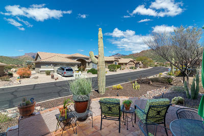 Gold Canyon Single Family Home For Sale: 8771 E Golden Cholla Drive