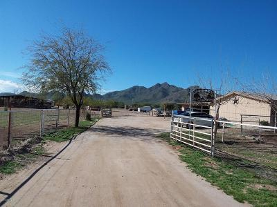Queen Creek Residential Lots & Land For Sale: 18103 E Stacey Road