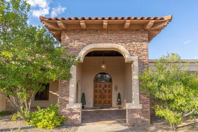 Scottsdale Single Family Home For Sale: 8460 E Peppertree Lane