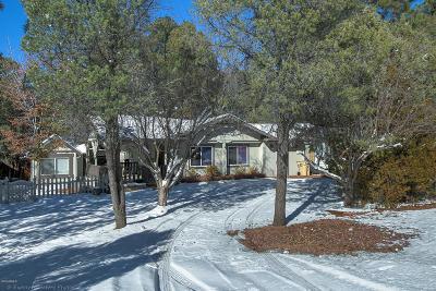 Payson Single Family Home For Sale: 806 N Manzanita Drive