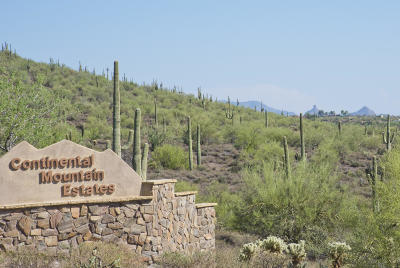 Cave Creek Residential Lots & Land For Sale: 7439 E Continental Mountain Drive