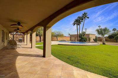 Scottsdale Single Family Home For Sale: 8735 E Joshua Tree Lane