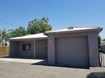 Single Family Home For Sale: 521 E Broadway Road