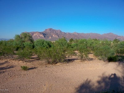 Apache Junction Residential Lots & Land For Sale: 2200 E Old West Highway