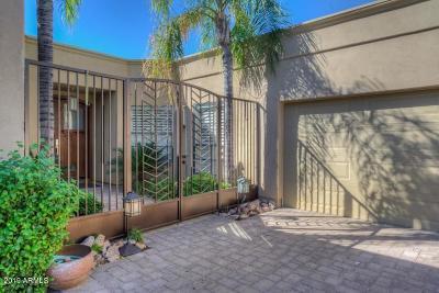 Single Family Home For Sale: 2737 E Arizona Biltmore Circle #23