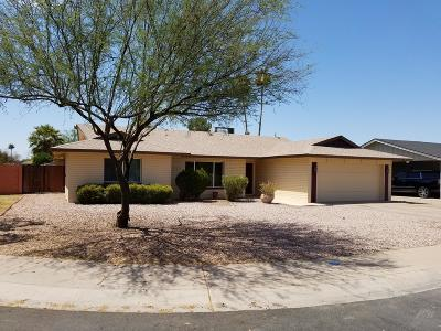 Tempe Single Family Home For Sale: 1737 E Pebble Beach Drive