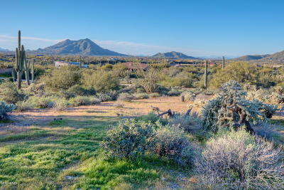 Cave Creek Residential Lots & Land For Sale: 5930 E Desert Sage Place