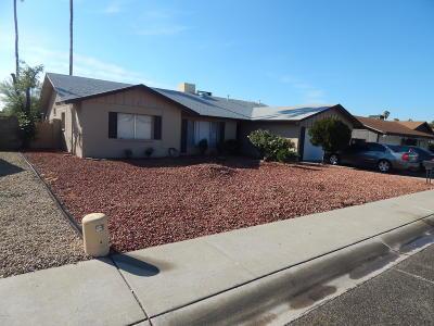 Glendale Single Family Home For Sale: 5205 W Crocus Drive