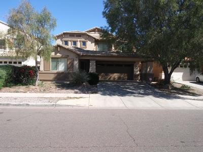 Phoenix Single Family Home For Sale: 5634 W Wood Street