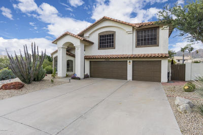 Scottsdale Single Family Home For Sale: 12858 E Becker Lane
