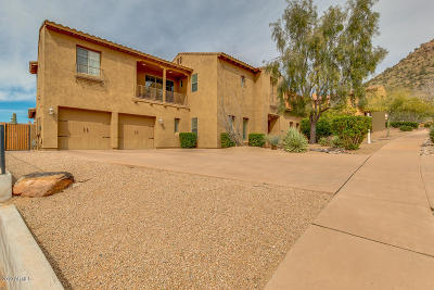 Phoenix Single Family Home For Sale: 2312 W Via Perugia