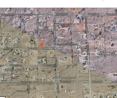 Queen Creek Residential Lots & Land For Sale: 1352 W Ivar Road