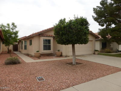 Avondale Single Family Home For Sale: 11545 W Olive Drive