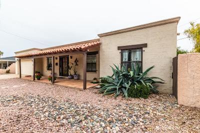 Phoenix Single Family Home For Sale: 356 E Orange Drive