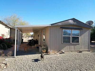 Salome Mobile/Manufactured For Sale: 39949 Nevada Place