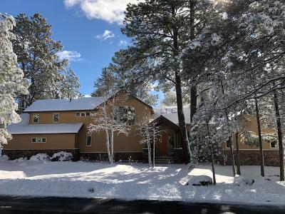 Flagstaff Single Family Home For Sale: 2302 Isabella