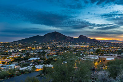 Paradise Valley Residential Lots & Land For Sale: 5820 E Glen Drive