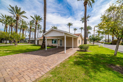Phoenix Single Family Home For Sale: 4201 E Turney Avenue