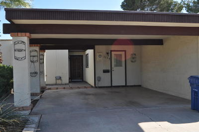 Tempe Patio For Sale: 1739 E Gaylon Drive