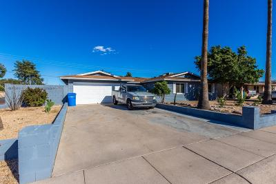 Phoenix Single Family Home For Sale: 9231 N 35th Drive