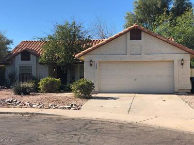 Gilbert  Single Family Home UCB (Under Contract-Backups): 1033 E Harvard Avenue