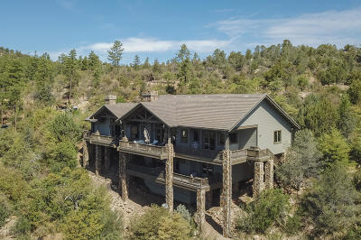 Prescott AZ Single Family Home For Sale: $1,498,500