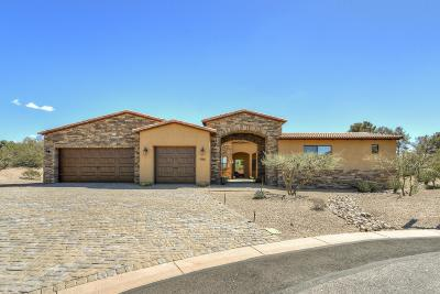 Carefree AZ Single Family Home For Sale: $995,000