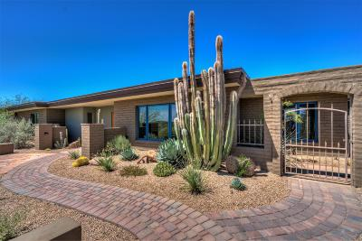 Carefree AZ Single Family Home For Sale: $859,000