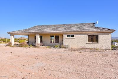 Buckeye Single Family Home For Sale: 22417 W Crivello Avenue